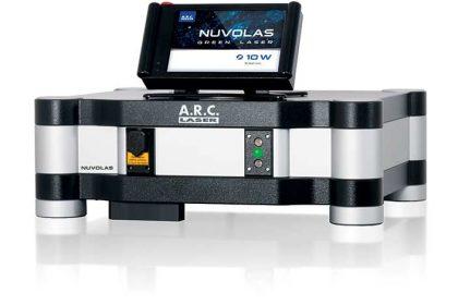 Nuvolas KTP ENT laser - Green Laser; ent laser; argon laser; ktp laser; stapes; otology; laryngology