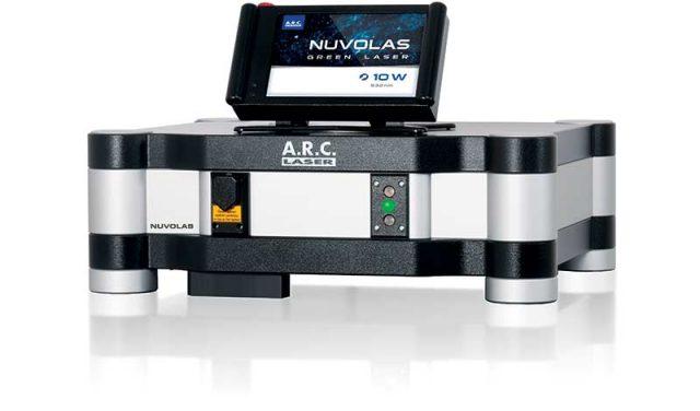 Nuvolas KTP - Green Laser