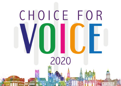 choice for voice; voice conference; leeds college of music; crossing boundaries in voice; pedagogy; extreme voice use; office surgery; laser; outpatient laser procedures; regenerative medicine; medical conference; ENT; british voice association
